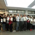 101學年度實務專題得獎及發表