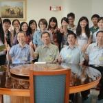 第2次教師訪視京元電與宏全實習生