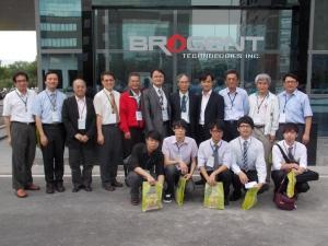 資管系企業參訪智崴科技公司